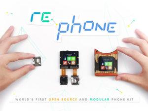 RePhone DIY Cell Phone Kit - OPEN SOURCE MODULAR PHONE KIT FOR ULTIMATE CUSTOMIZATION